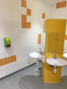 Etude plomberie sanitaire ecole de DIou