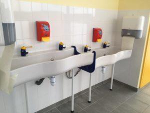 Etude thermique toilettes ecoles de diou